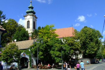 Preobrazsenszka-templom_Szentendre
