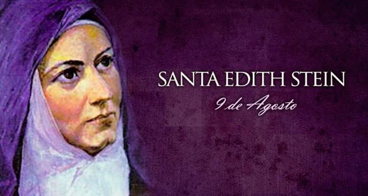 Santa Benedicta de la Cruz (Edith Stein)